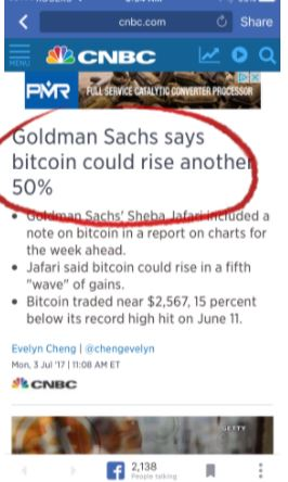 Bitcoin Millionaires Are Being Created Daily